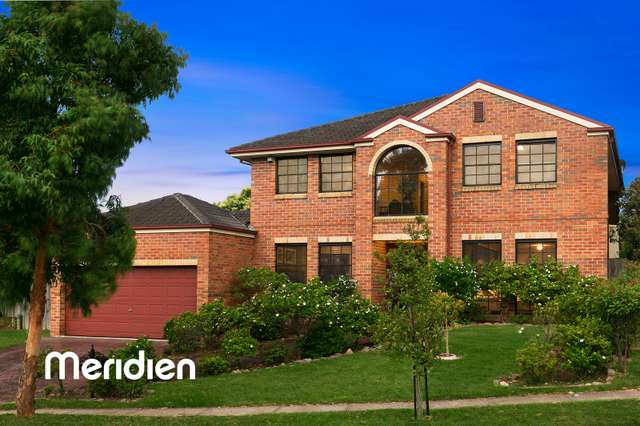 108 Brampton Drive, Beaumont Hills NSW 2155