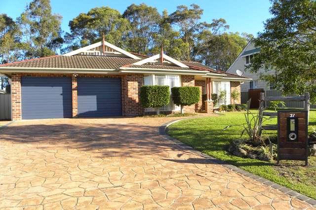 37 Illawarra Circuit, Worrigee NSW 2540