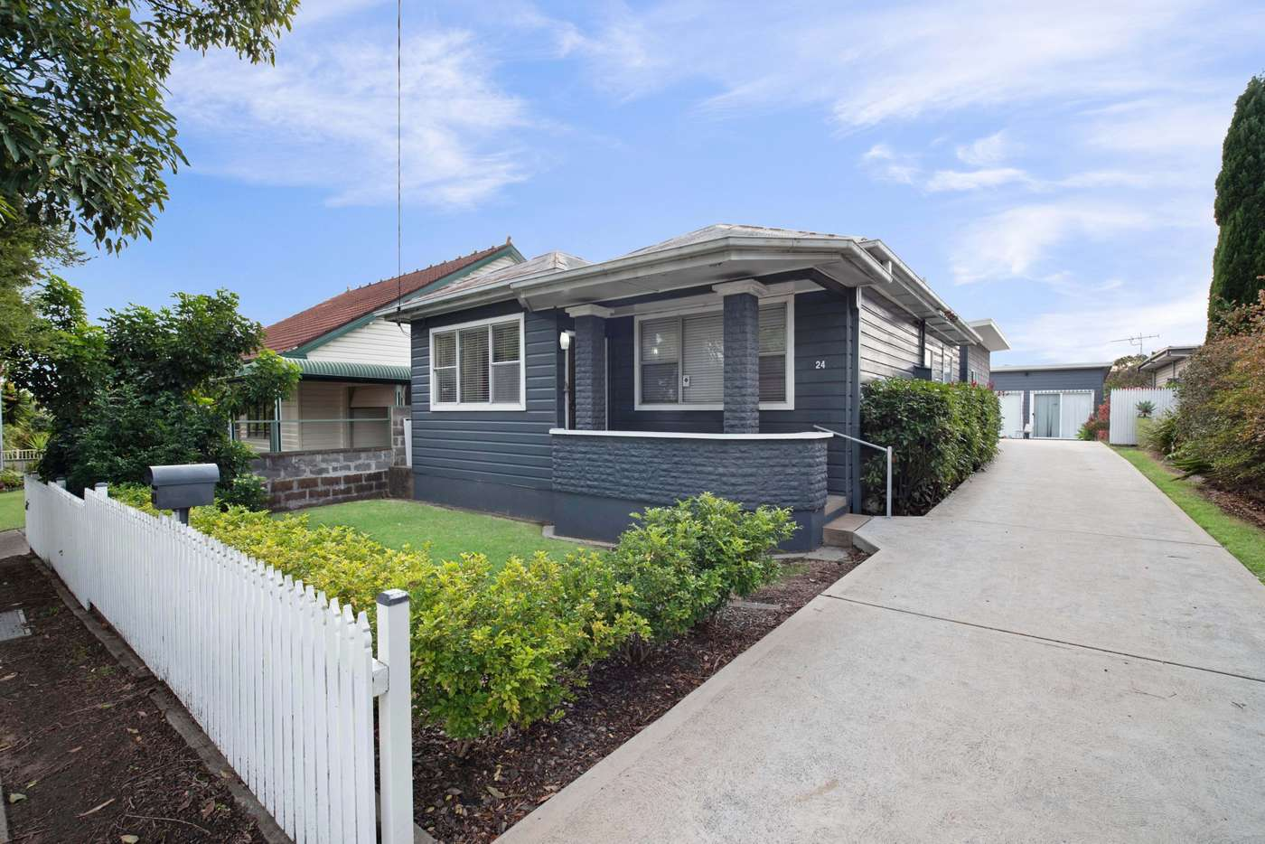 Main view of Homely house listing, 24 Wilkinson Avenue, Birmingham Gardens NSW 2287