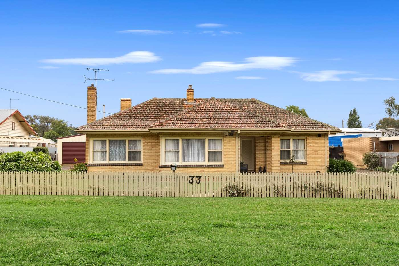 Main view of Homely house listing, 33 Cressy Street, Camperdown, VIC 3260