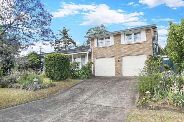 2 Cottrell Place, Baulkham Hills NSW 2153