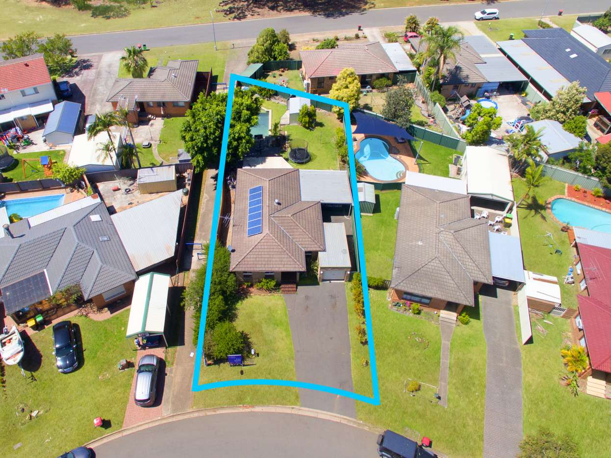 Main view of Homely house listing, 7 Alexandra Circuit, St Clair, NSW 2759