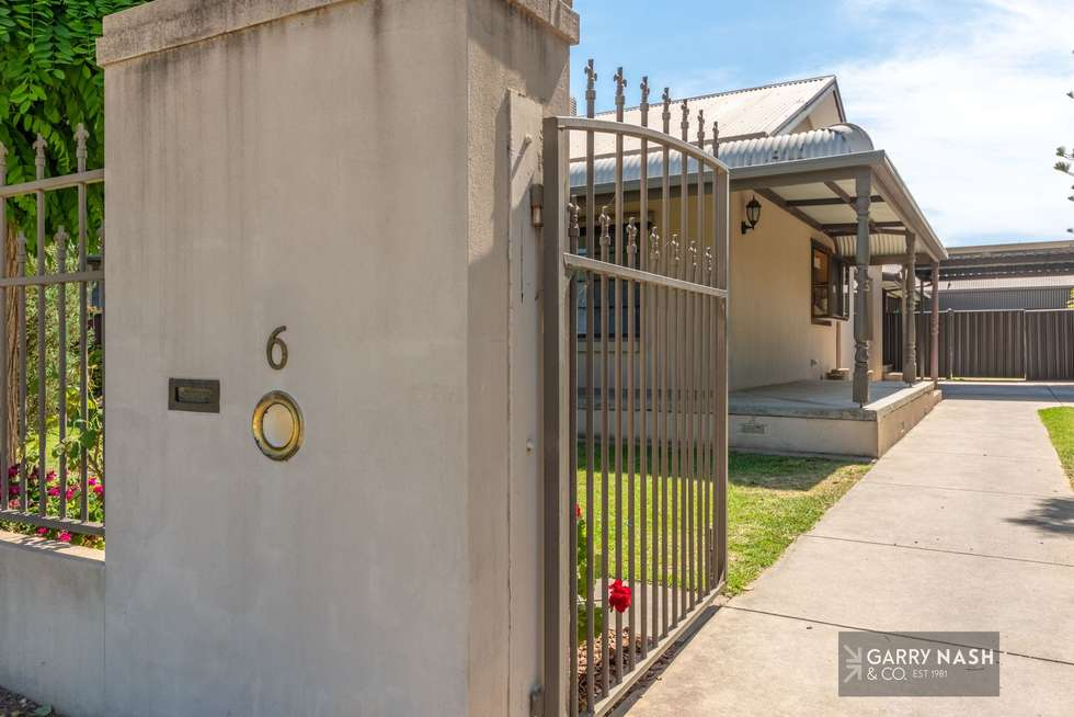 Second view of Homely house listing, 6 George Street, Wangaratta VIC 3677