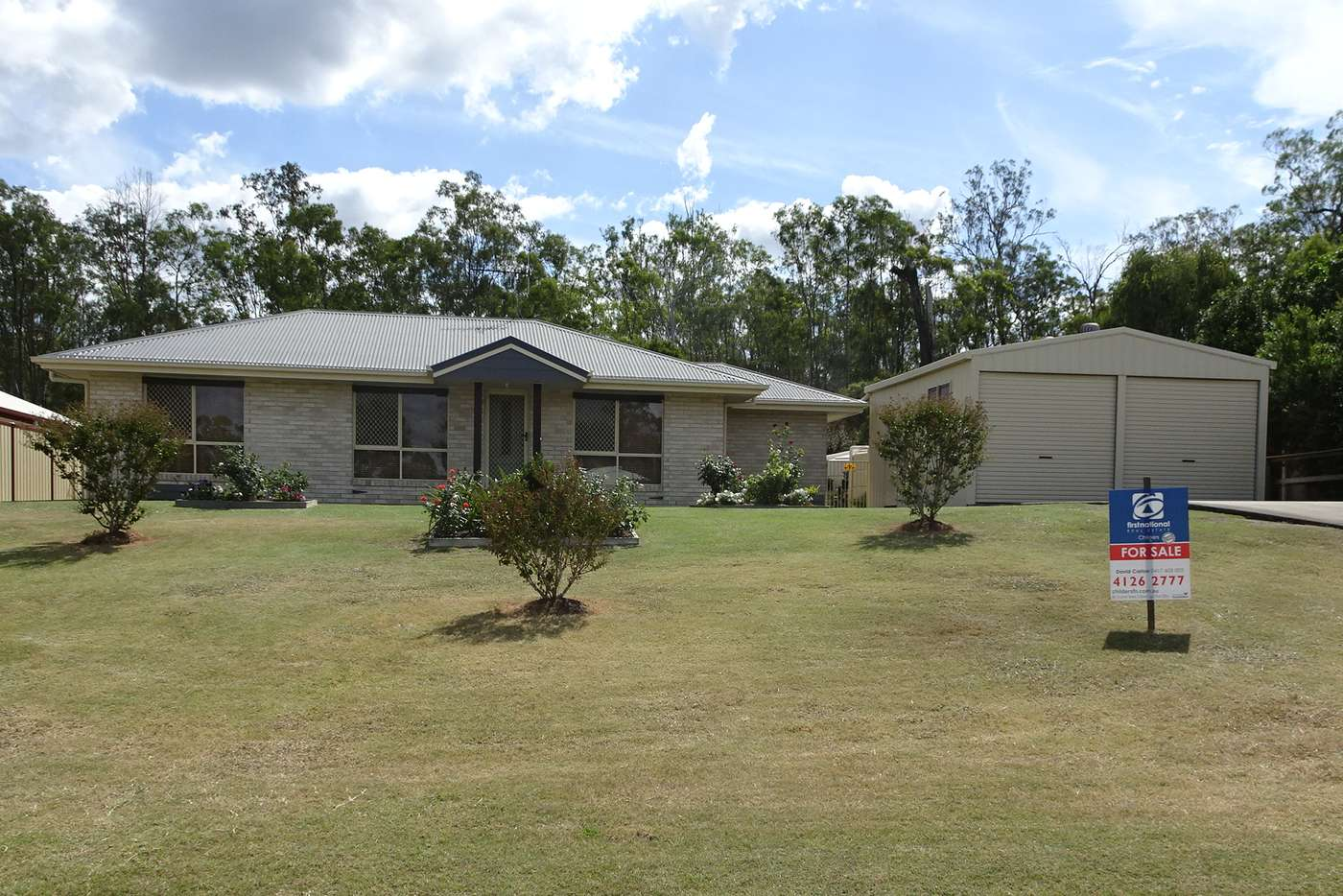 Main view of Homely house listing, 8 COCKATOO COURT, Apple Tree Creek QLD 4660