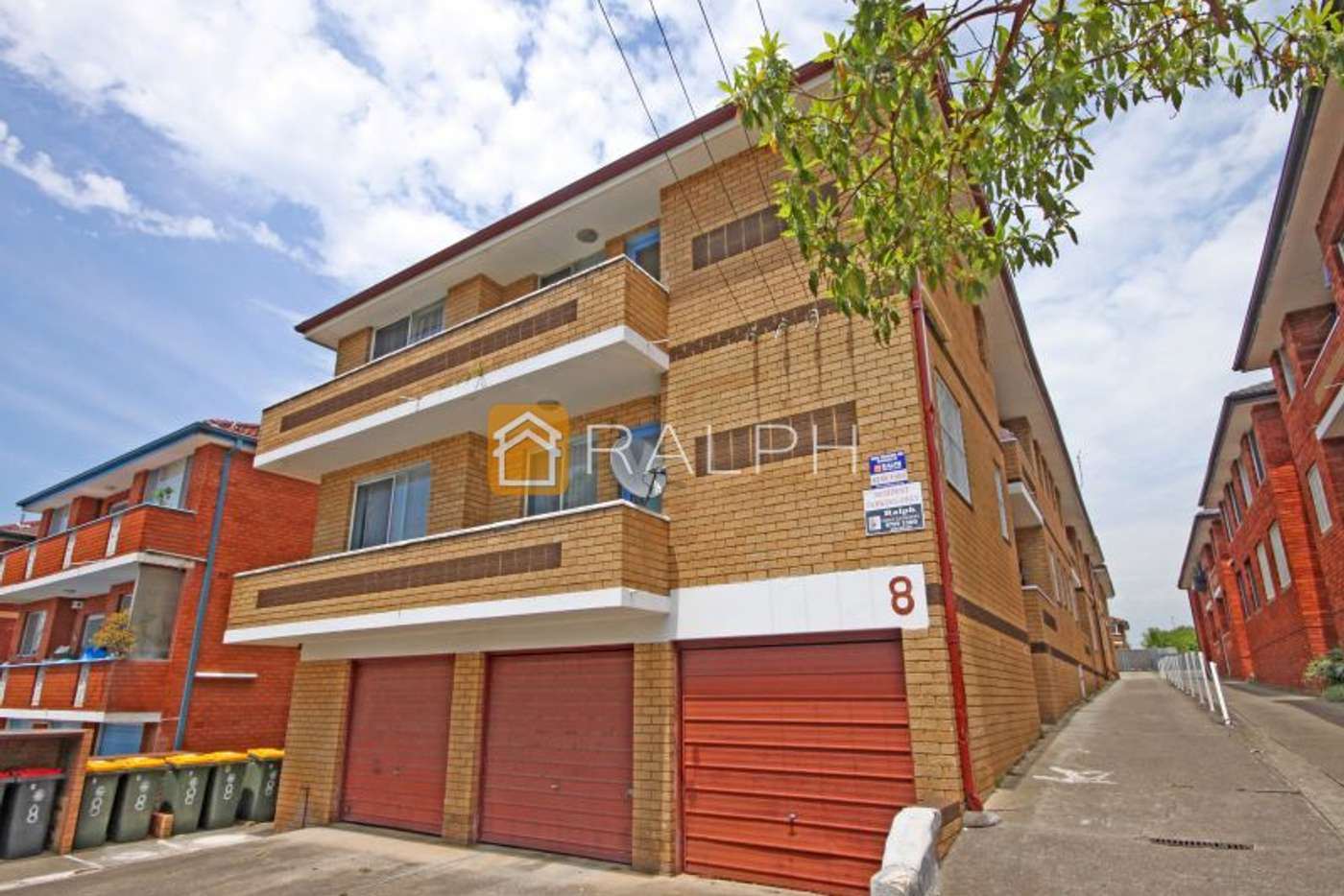 Main view of Homely unit listing, 2/8 Fairmount Street, Lakemba NSW 2195