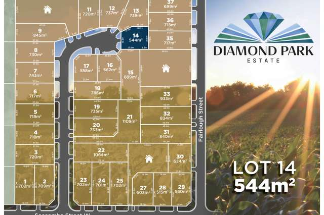 LOT 14 Diamond Park Estate, Perth TAS 7300
