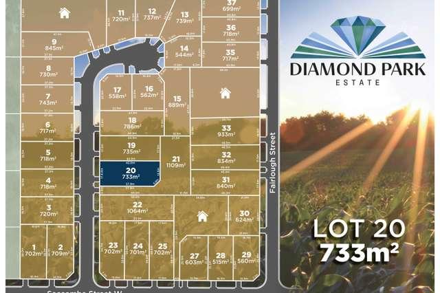 LOT 20 Diamond Park Estate, Perth TAS 7300