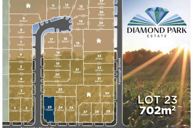 LOT 23 Diamond Park Estate, Perth TAS 7300