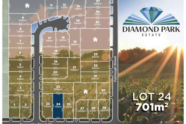 LOT 24 Diamond Park Estate, Perth TAS 7300