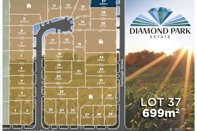 LOT 37 Diamond Park Estate, Perth TAS 7300