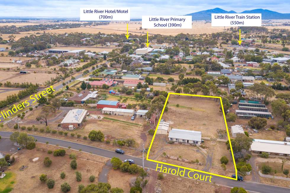 Second view of Homely house listing, 1 Harold Court, Little River VIC 3211