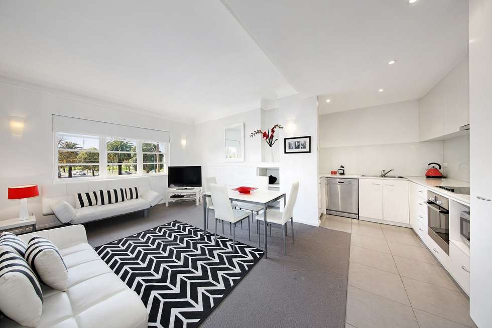 Third view of Homely apartment listing, 5/352 Albert Road, South Melbourne VIC 3205