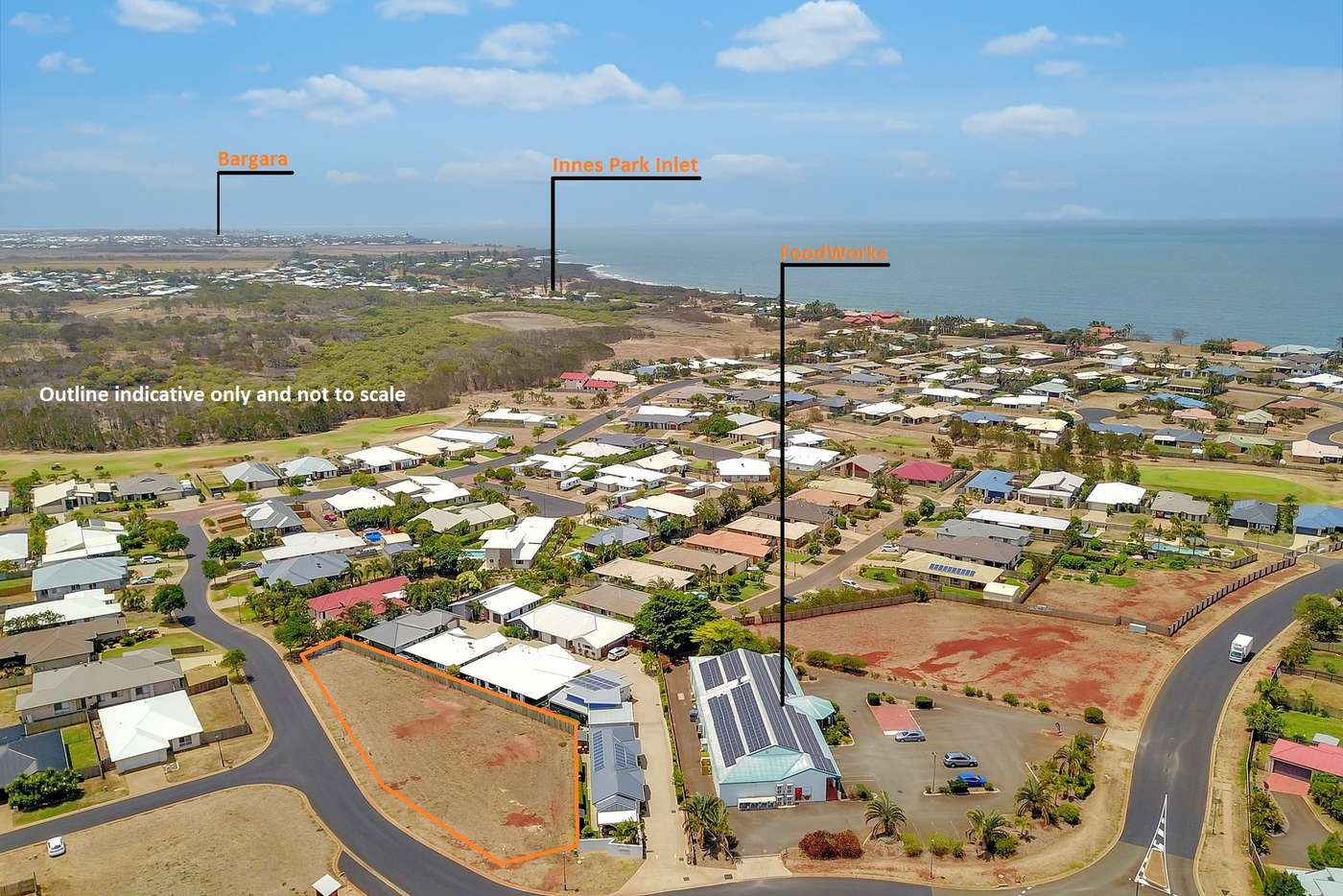 Main view of Homely residentialLand listing, 8 Back Hill Place, Coral Cove QLD 4670