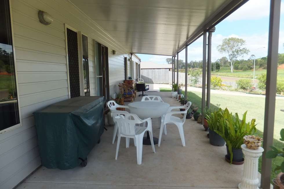 Second view of Homely house listing, 15 ATC HALL ROAD, Apple Tree Creek QLD 4660