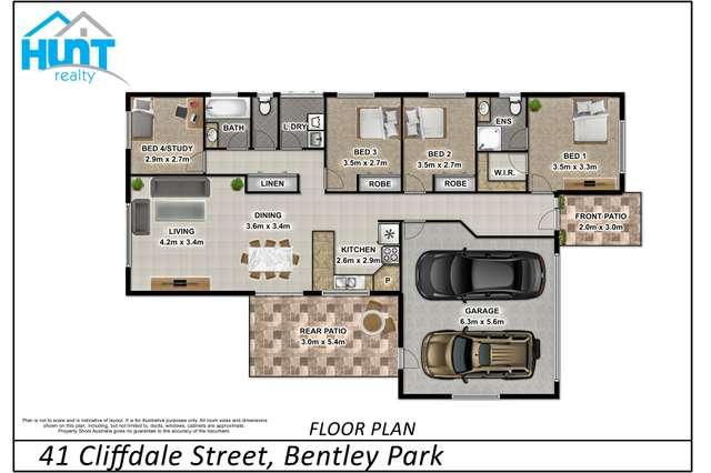 41 Cliffdale Street, Bentley Park QLD 4869