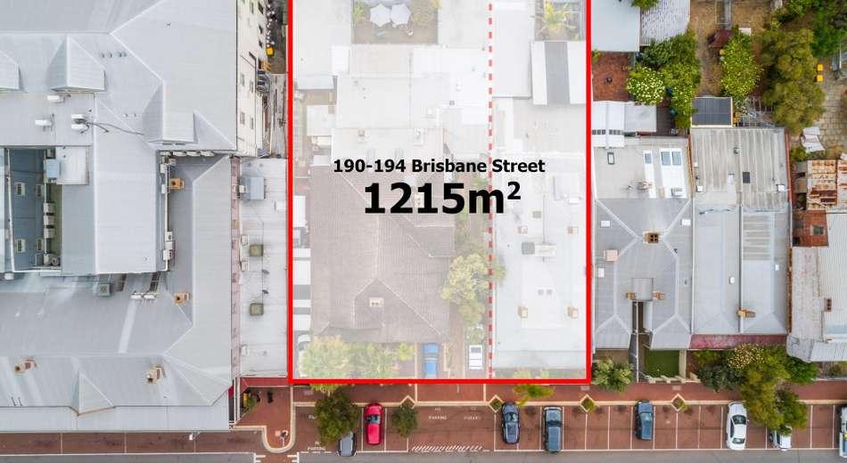 190-194 Brisbane Street