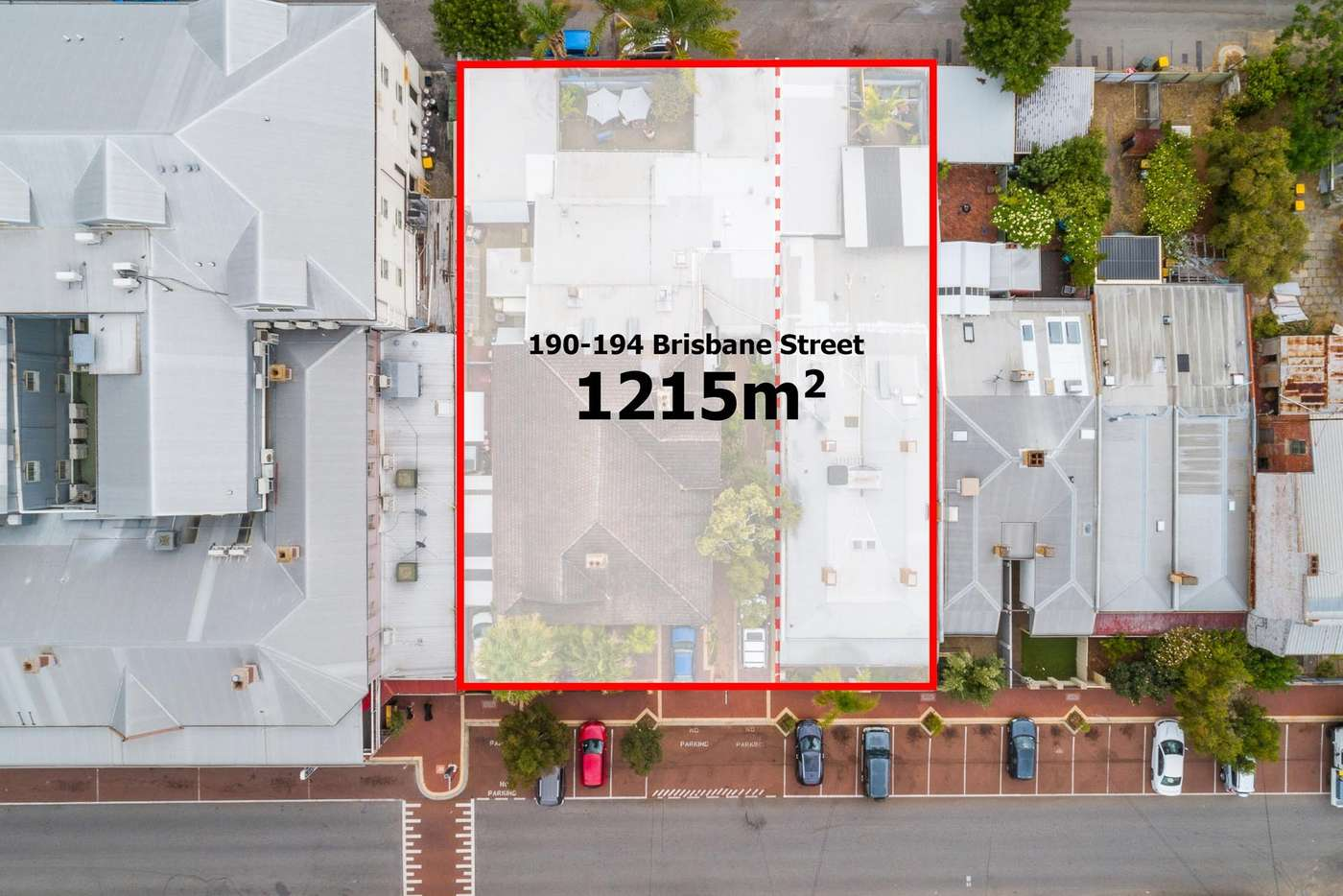 Main view of Homely residentialLand listing, 190-194 Brisbane Street, Perth WA 6000