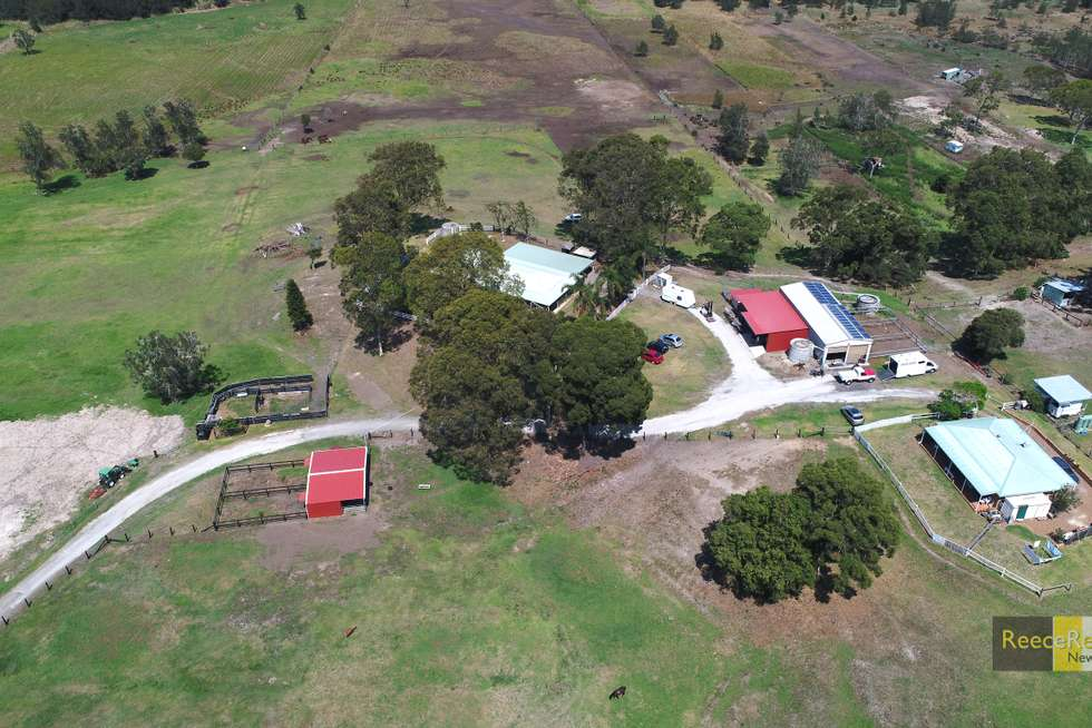 Second view of Homely acreageSemiRural listing, 83 Marsden Street, Shortland NSW 2307