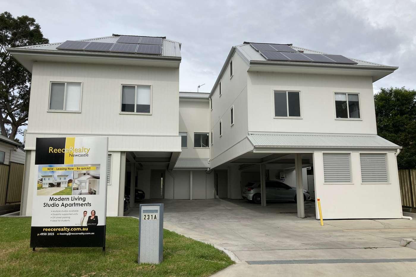 Main view of Homely studio listing, 231 Sandgate Road, Birmingham Gardens NSW 2287