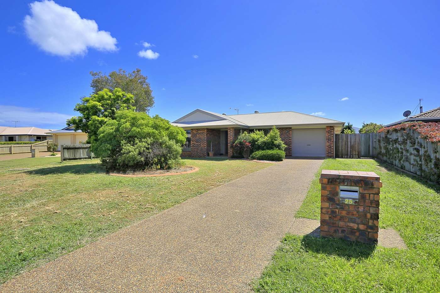 Main view of Homely house listing, 25 Maike Street, Kalkie QLD 4670