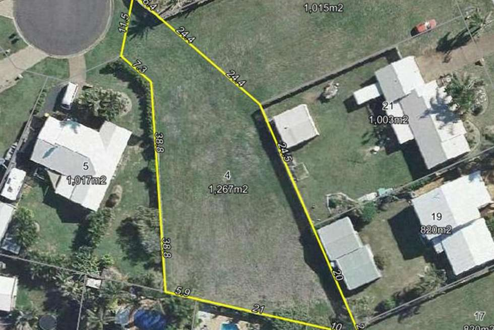 Second view of Homely residentialLand listing, 4 Blake Close, Coral Cove QLD 4670