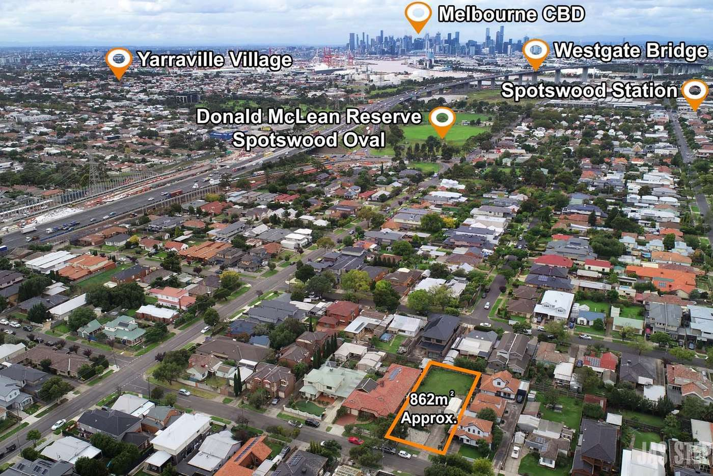 Fifth view of Homely house listing, 7 Stephenson Street, Spotswood VIC 3015