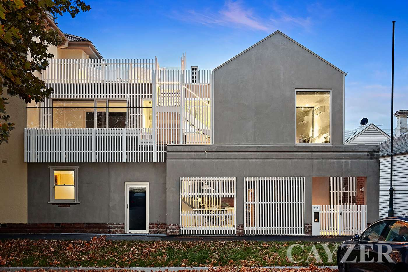 Main view of Homely townhouse listing, 223A Page Street, Middle Park VIC 3206