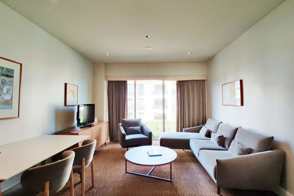 Second view of Homely apartment listing, P308/348 St Kilda Road, Melbourne VIC 3004