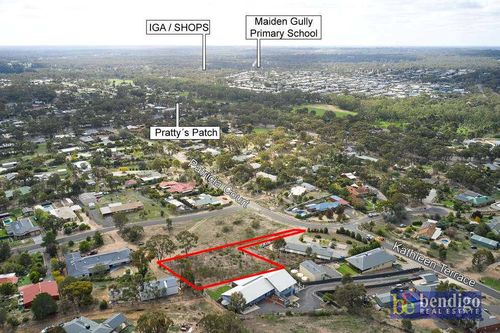 Second view of Homely residentialLand listing, 13a Patricia Court, Maiden Gully VIC 3551