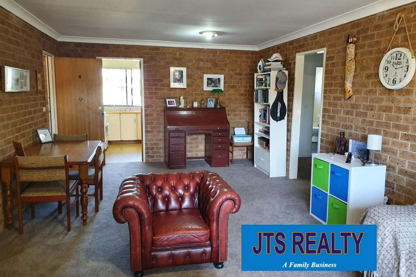 Main view of Homely unit listing, 4/16-18 Jordan Street, Muswellbrook NSW 2333