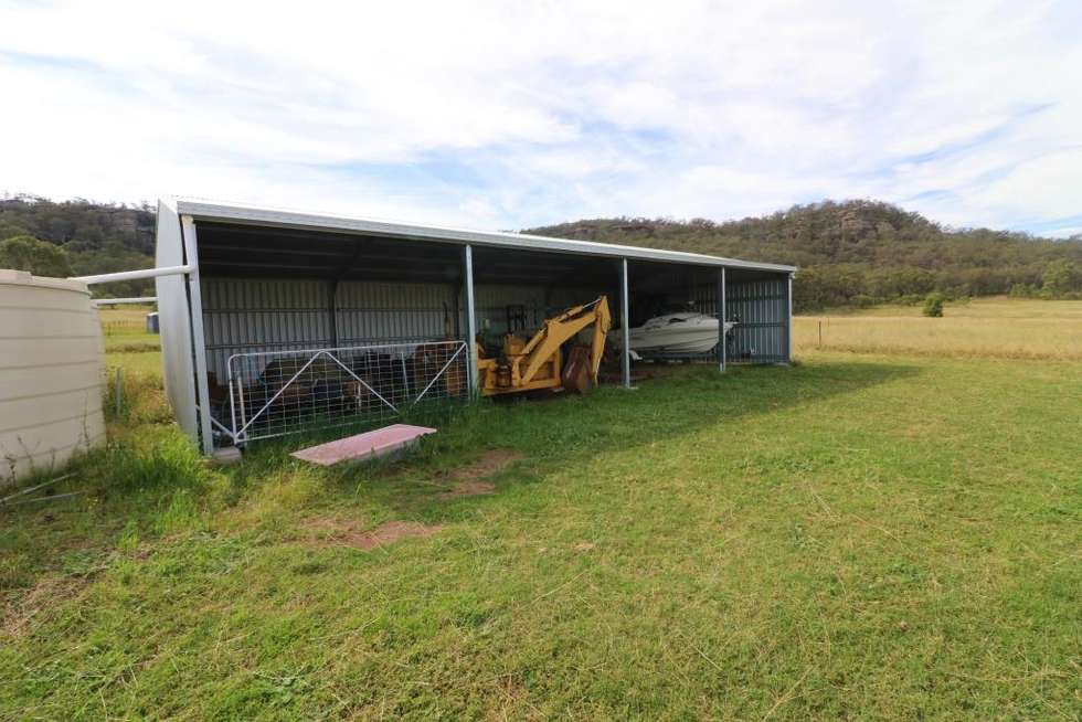 Third view of Homely acreageSemiRural listing, 1100 Yarrawa Road, Denman NSW 2328