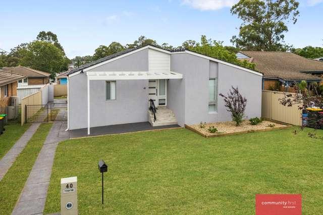 40 Bligh Avenue, Lurnea NSW 2170