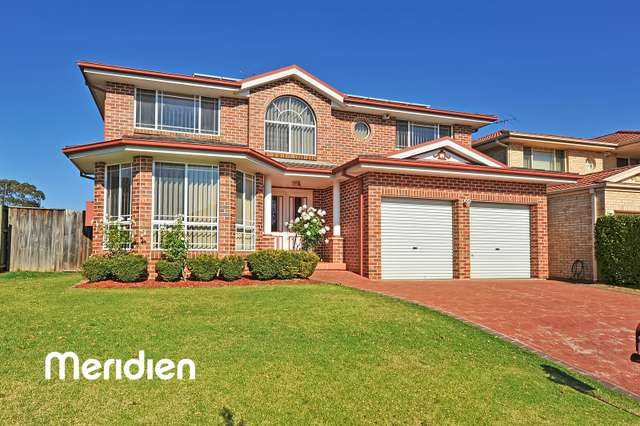 4 Hassett Place, Rouse Hill NSW 2155
