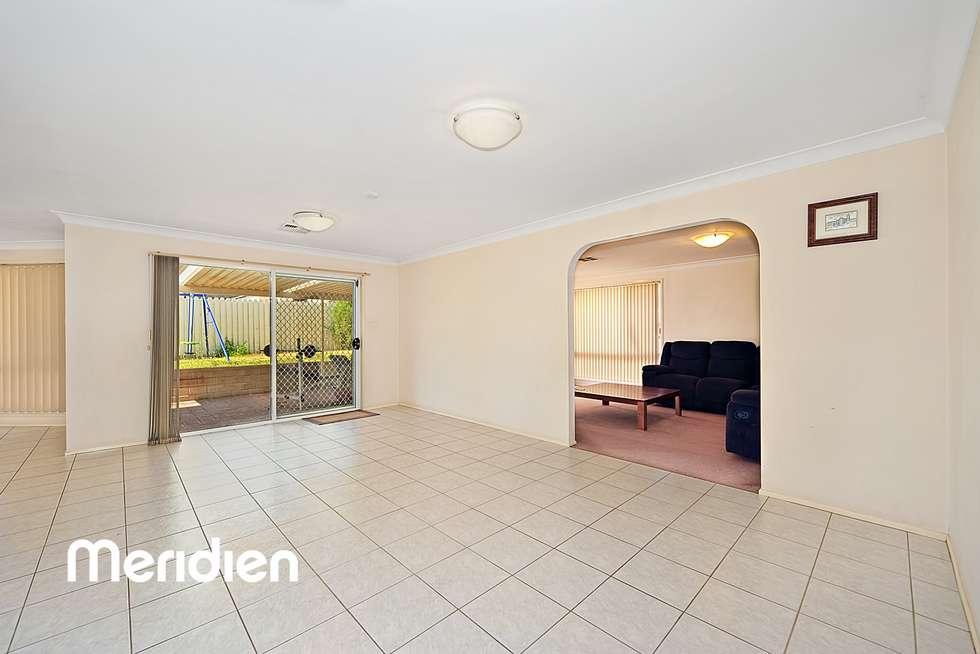 Third view of Homely house listing, 4 Hassett Place, Rouse Hill NSW 2155