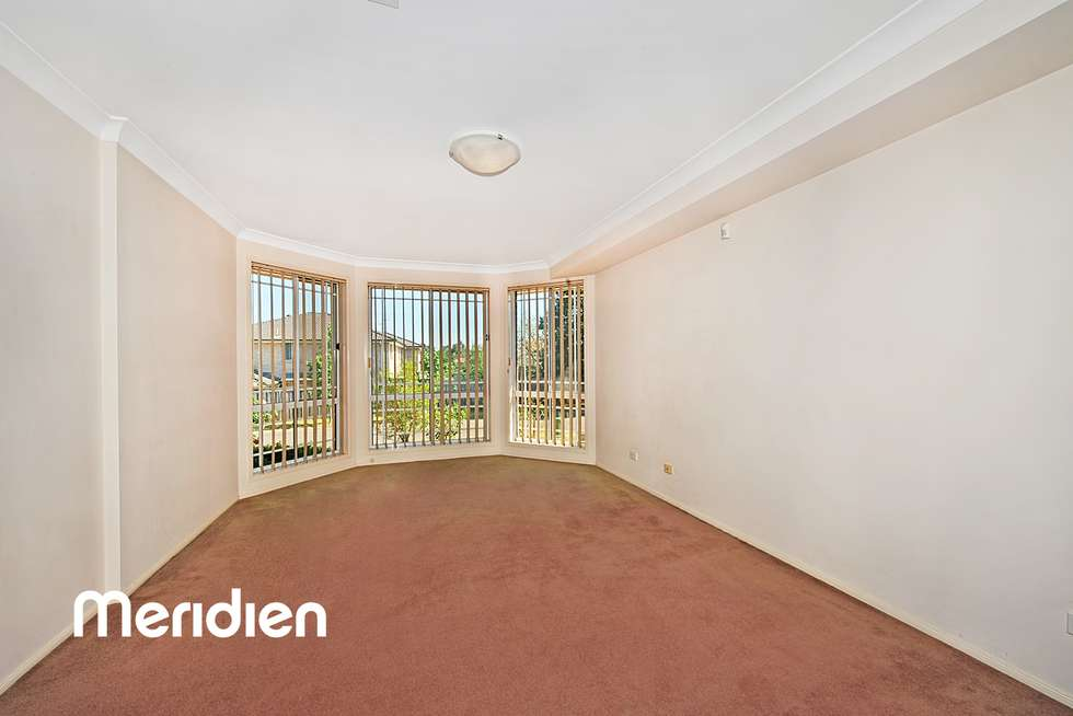 Fifth view of Homely house listing, 4 Hassett Place, Rouse Hill NSW 2155
