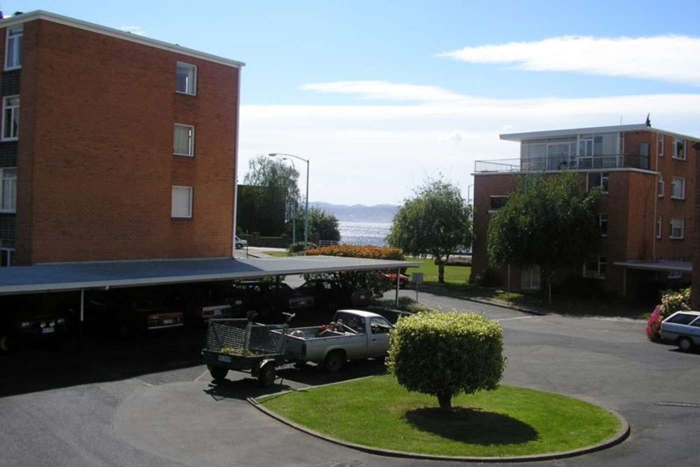 Main view of Homely apartment listing, 12/1 Plimsoll Place, Sandy Bay TAS 7005