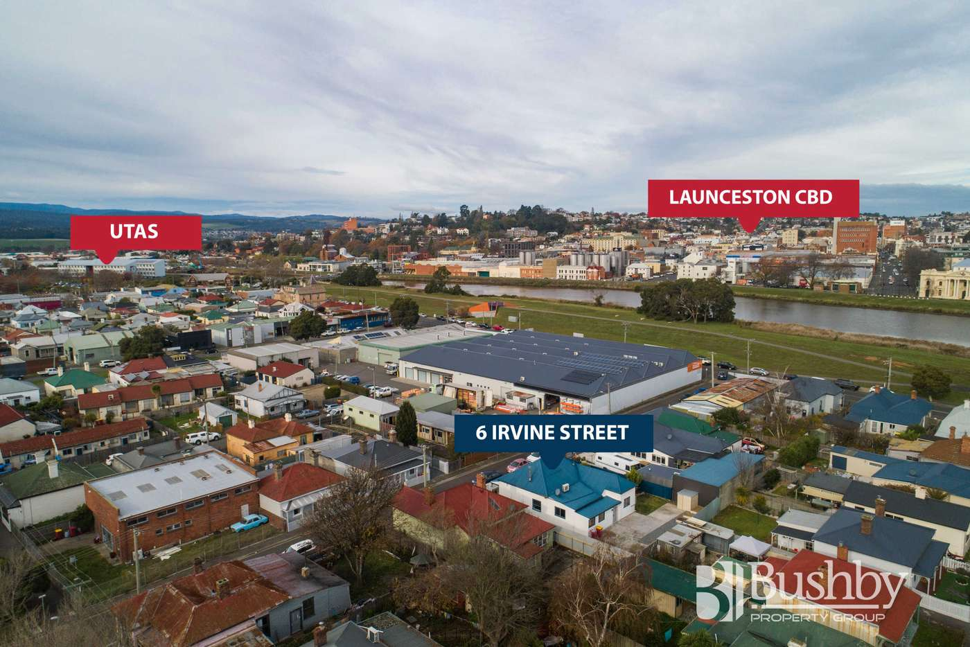 Fifth view of Homely house listing, 6 Irvine Street, Invermay TAS 7248