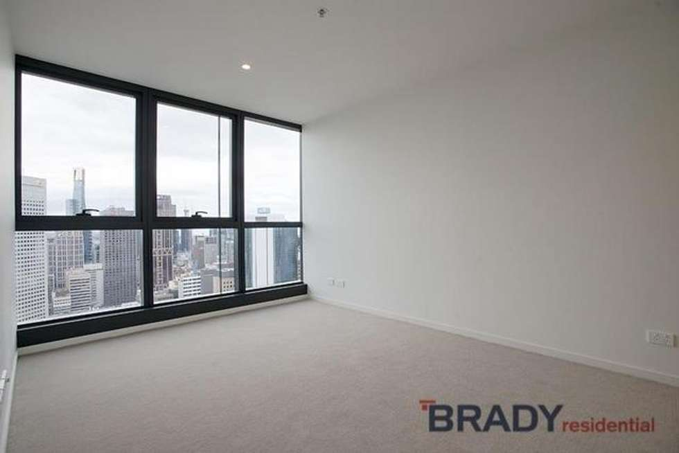 Second view of Homely apartment listing, 3301/8 Sutherland Street, Melbourne VIC 3000