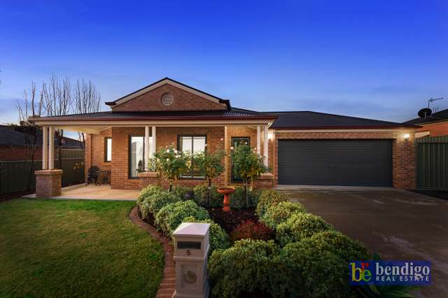 5 Ayden Place, Maiden Gully VIC 3551