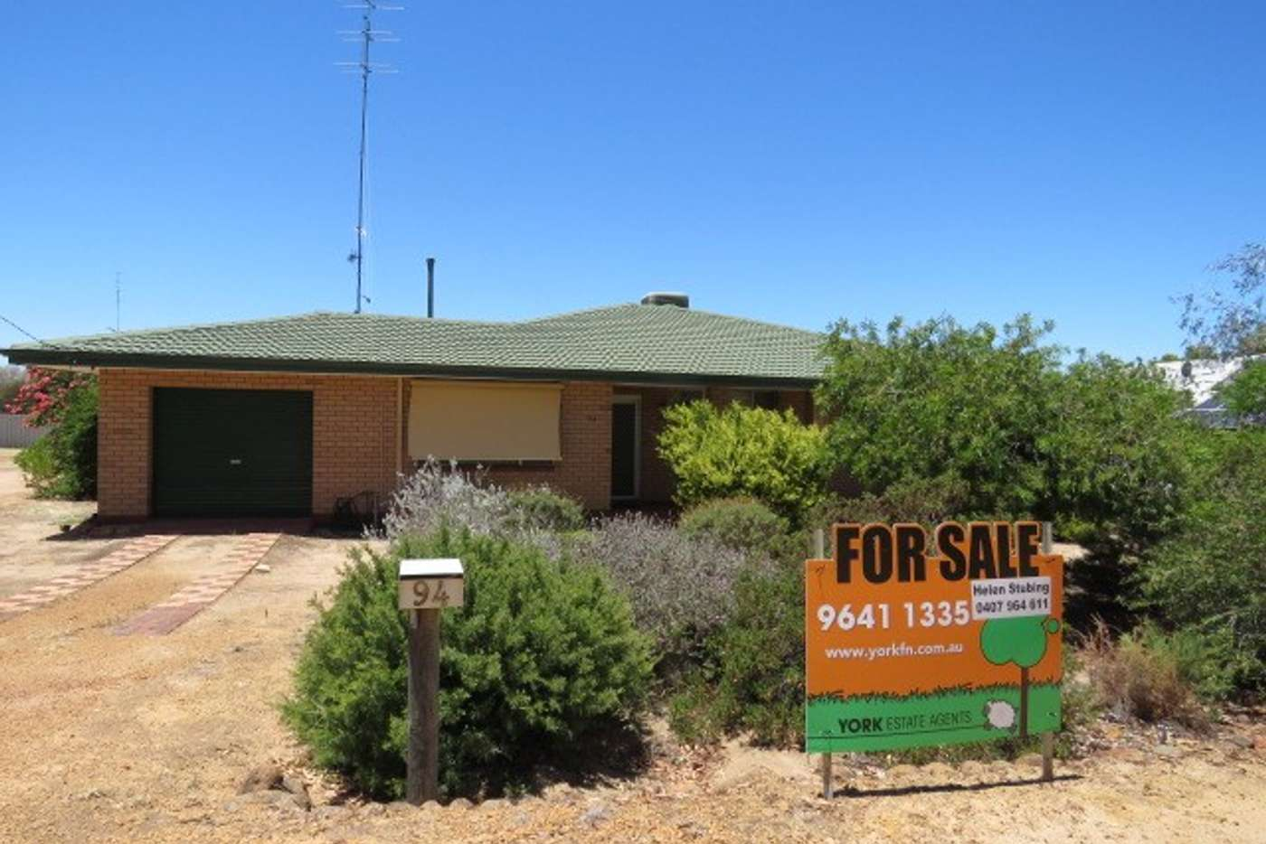 Main view of Homely house listing, 94 Hunt Road, Beverley WA 6304