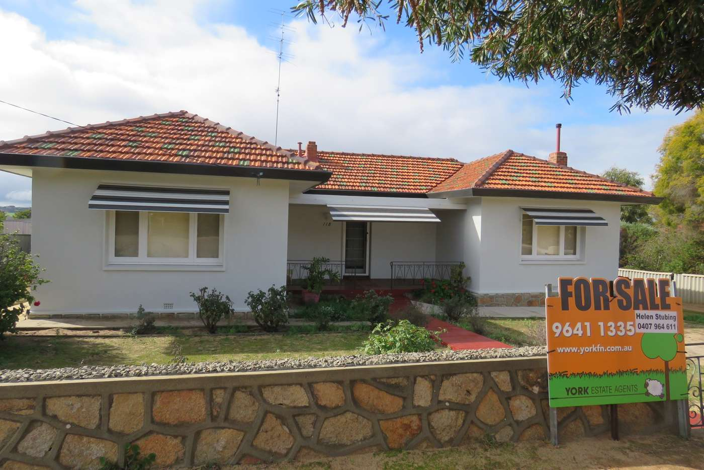Main view of Homely house listing, 118 Forrest Street, Beverley WA 6304