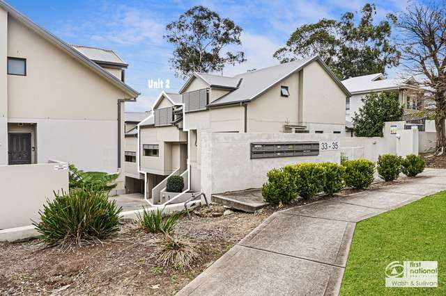 2/33-35 Windermere Ave, Northmead NSW 2152