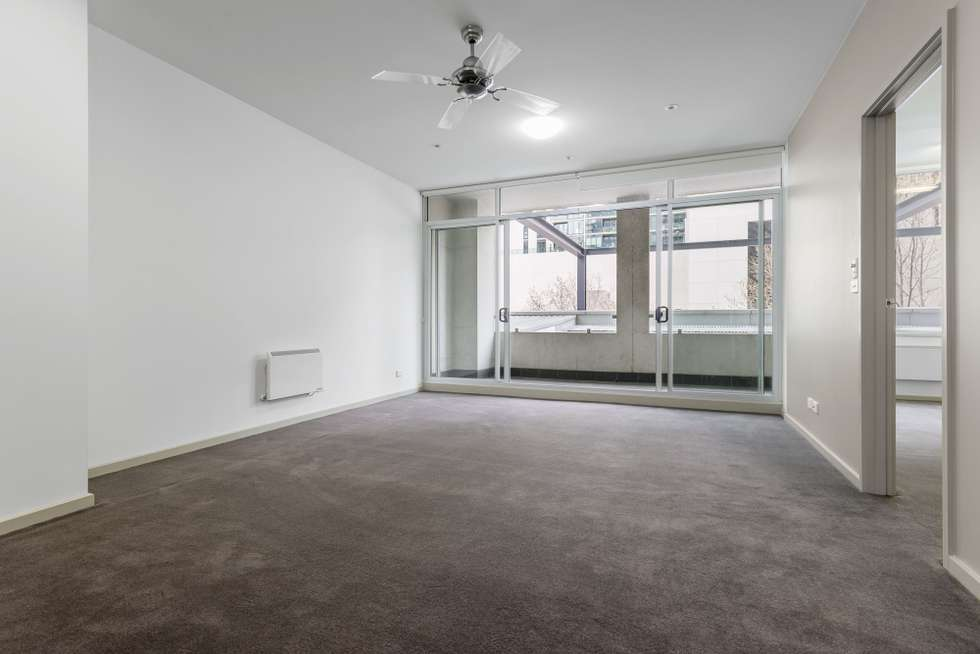 Third view of Homely apartment listing, 204/270 King Street, Melbourne VIC 3000