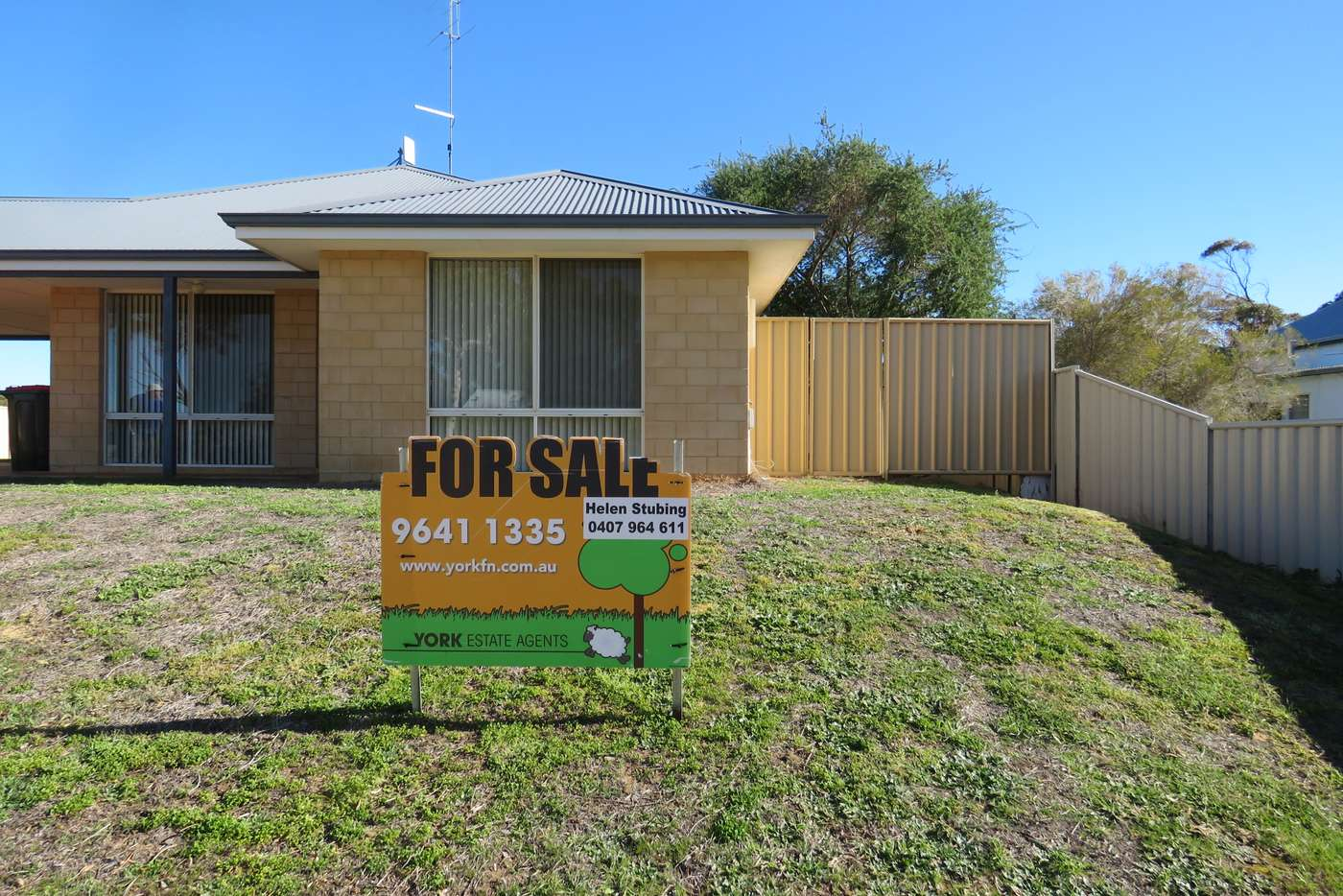 Main view of Homely house listing, 1 Forrest Street, Beverley WA 6304