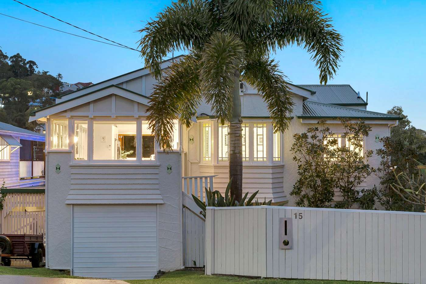 Main view of Homely house listing, 15 Lind Street, Newmarket QLD 4051