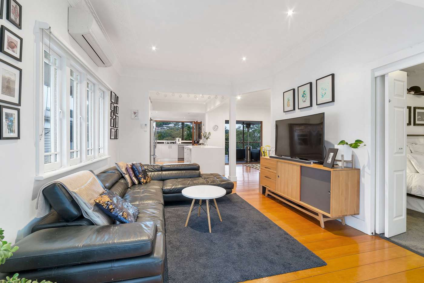 Sixth view of Homely house listing, 15 Lind Street, Newmarket QLD 4051