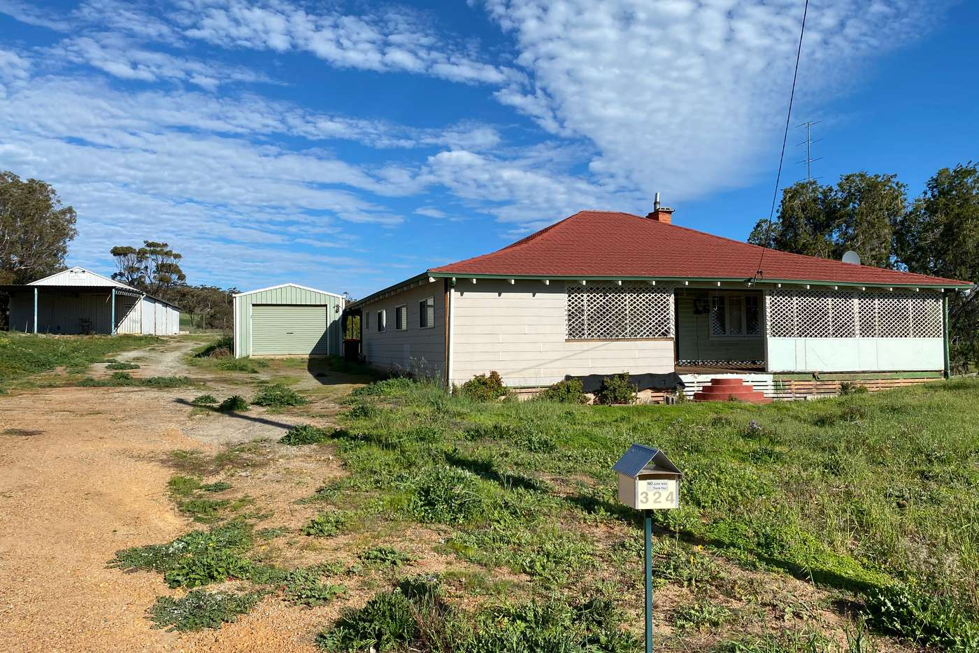 Main view of Homely house listing, 324 Great Southern Hwy, Beverley WA 6304