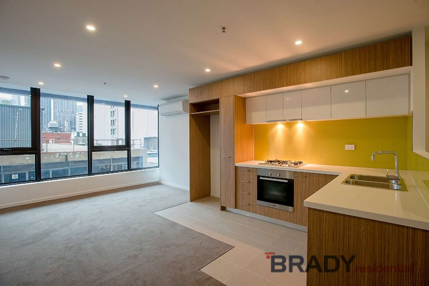 Main view of Homely apartment listing, 706/5 Sutherland Street, Melbourne VIC 3000