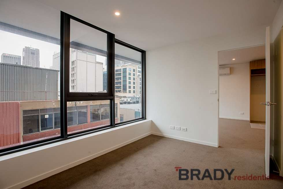 Second view of Homely apartment listing, 706/5 Sutherland Street, Melbourne VIC 3000
