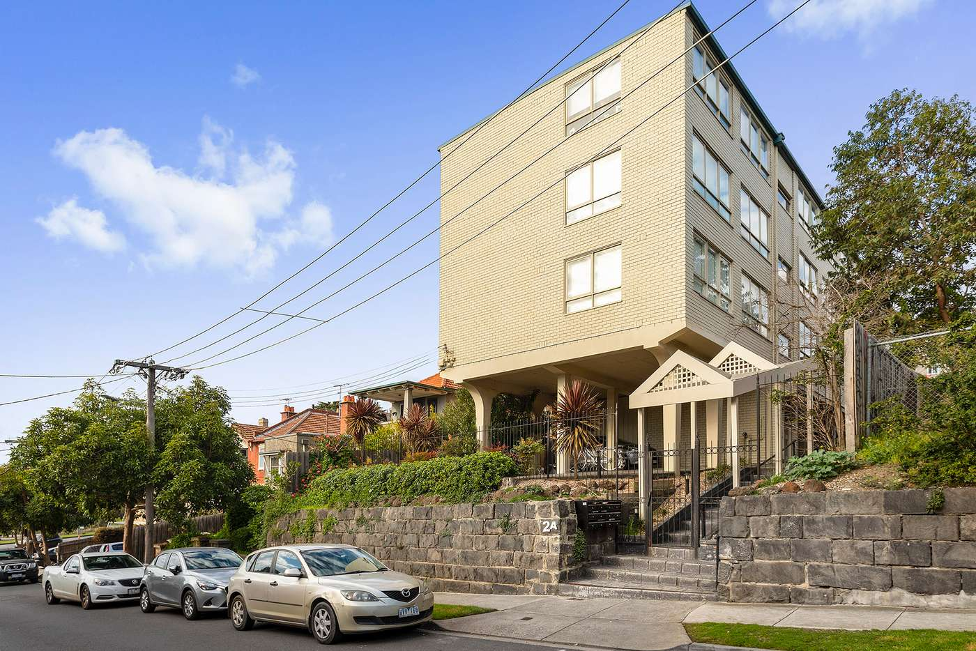 Main view of Homely apartment listing, 1/2A Dobson Street, South Yarra VIC 3141
